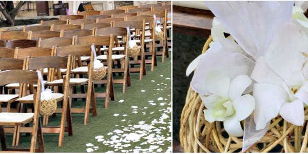 Tamara + Garrit | A Shimmering and Elegant Wedding