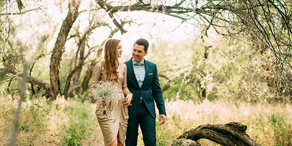 Paula + Peter // Eloped
