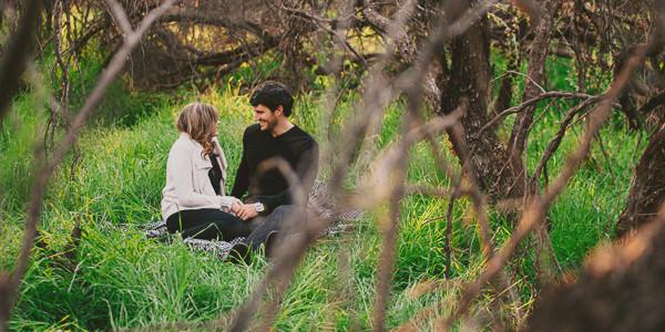Stefanie + Ben // Engaged