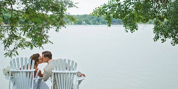 Paloma and Tanner // Meredith, New Hampshire