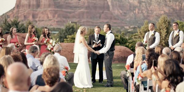 Audrey + Justin | Sedona, Arizona