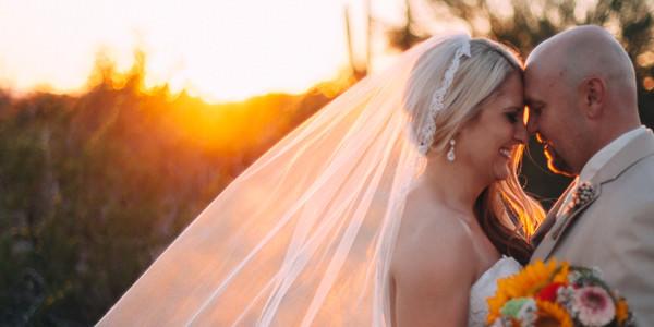 Elizabeth + Mike // Scottsdale, Arizona