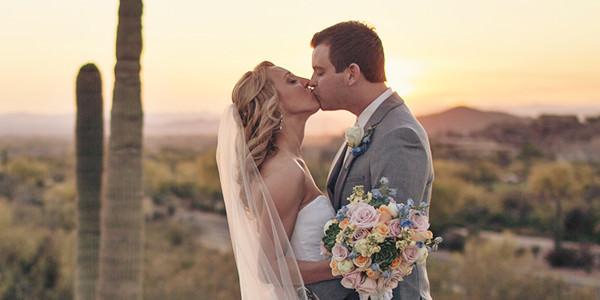 Nicole + Brett // Scottsdale, Arizona