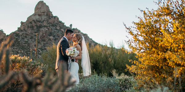 Lynn + Keith // Scottsdale Arizona