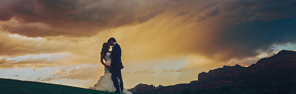 Stefanie and Ben // Sedona, Arizona