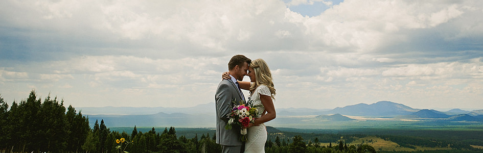 Ashley and Aaron // Flagstaff, Arizona
